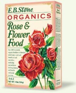 EB ROSE AND FLOWER FERTILIZER