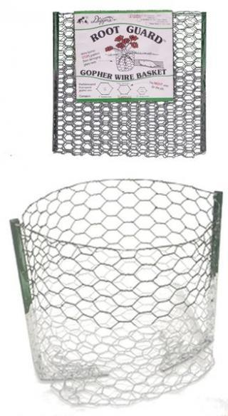 GOPHER WIRE BASKETS - ROOT GUARD